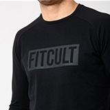 Fitcult Manica lunga Lifestyle - XL